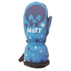 MATT dětské rukavice Porc Espi s membránou
