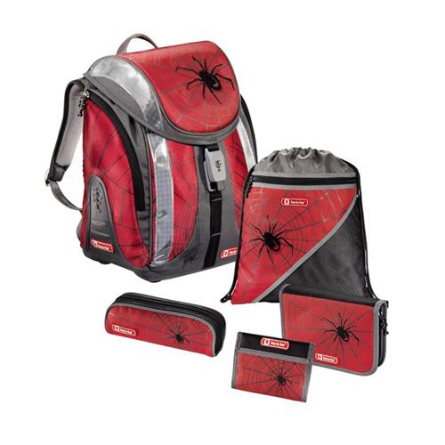 Hama Flexline školní-5-dílný set Červený pavouk