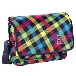 All Out taška přes rameno Rainbow Check