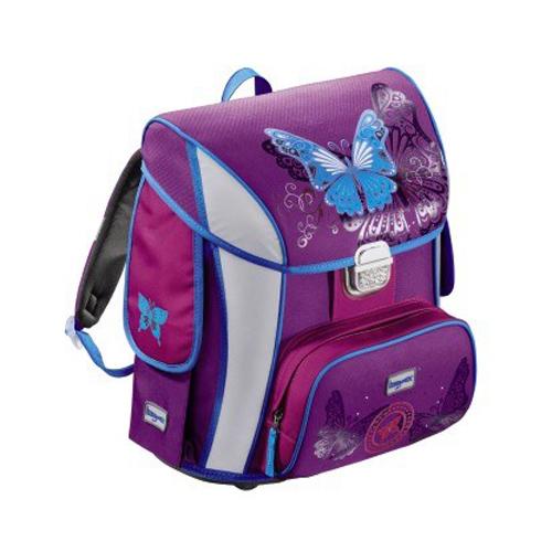 Baggymax školní aktovka SIMY Motýl
