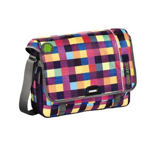 Coocazoo taška přes rameno HangDang, Trois Pink