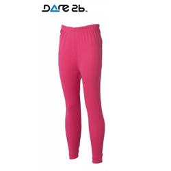 Dare2b dětské funkční kalhoty růžové 12-13 let