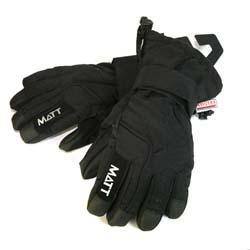 MATT dětské rukavice s membránou Curve Jr