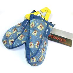 MATT dětské rukavice Houba Bob s membránou
