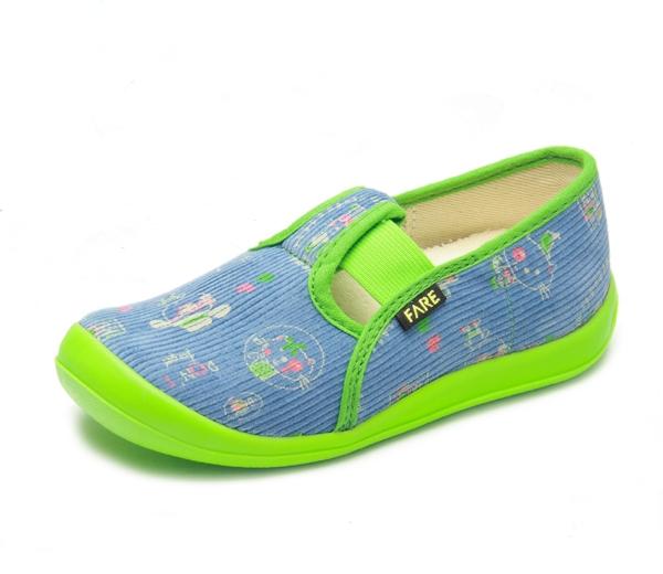 6e875bafe FARE bačkory dětská domácí obuv 4111408 vel. 23 | Bačkory, přezůvky ...