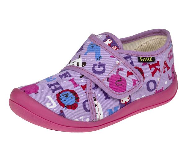 FARE bačkory dětská domácí obuv 4115446 vel. 23