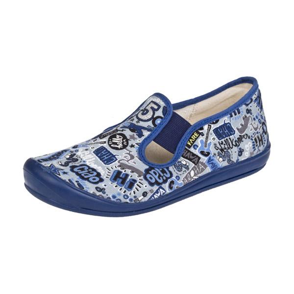 5347121ae5 FARE bačkory dětská domácí obuv 4211405 vel. 35