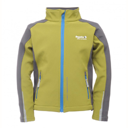 Regatta softshell. bunda Broadcast Spring 7-8 let