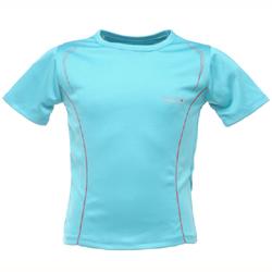 Regatta dívčí funkční tričko ShowOff Aqua