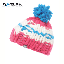 Dare2b dětská zimní čepice Topple Pink