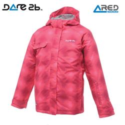 Dare2b dětská lyžařská bunda Bamboozle Pink