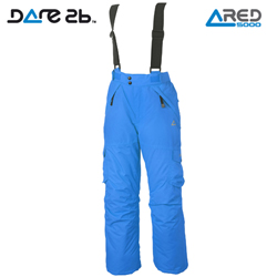Dare2b dětské lyžařské kalhoty Switch Over modré