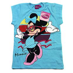 Disney světle modré tričko Minnie 6 let