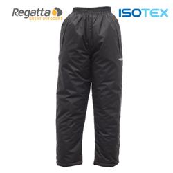 Regatta dětské zateplené kalhoty PadChandler černé