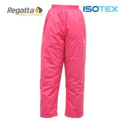 Regatta dětské oteplené kalhoty PadChandler růžové