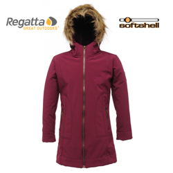 Regatta dětský softshellový kabát Winterstar