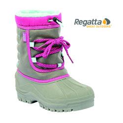 Regatta dětské zimní boty Trekforce Girls