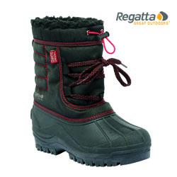 Regatta dětské zimní boty Trekforce Boys