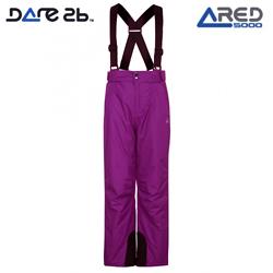 Dare2b dětské lyžařské kalhoty Turn About Plum