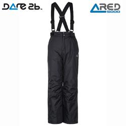 Dare2b dětské lyžařské kalhoty Turn About černé