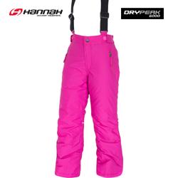 Hannah Amidala JR II dětské lyžařské kalhoty fuchs