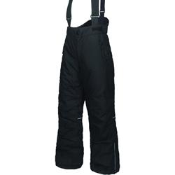 Hannah Amidala II dětské lyžařské kalhoty anthraci
