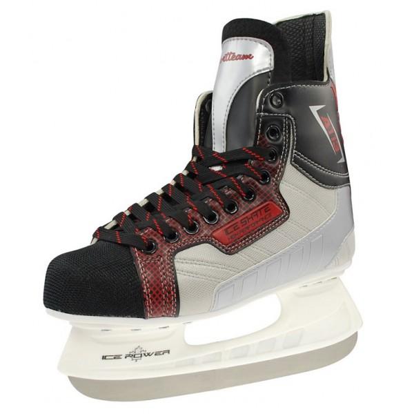 SPORTTEAM A113 hokejové brusle, velikosti 38-46