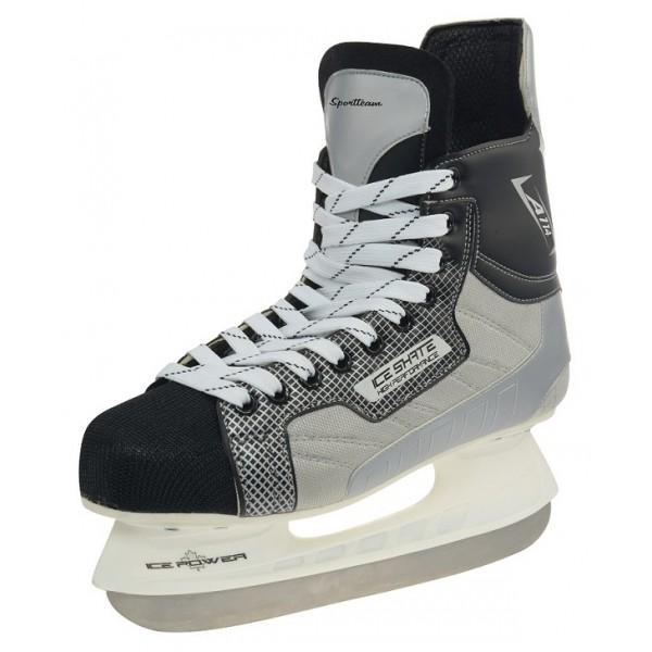 SPORTTEAM A114 hokejové brusle, velikosti 38-46