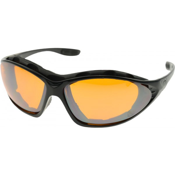 SULOV ADULT I,zimní sportovní brýle,černý lesk