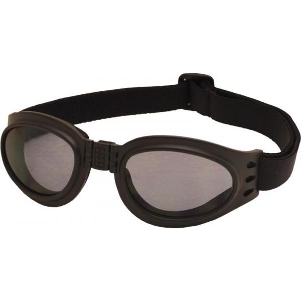 TT-BLADE FOLD zimní skládací brýle, črný mat