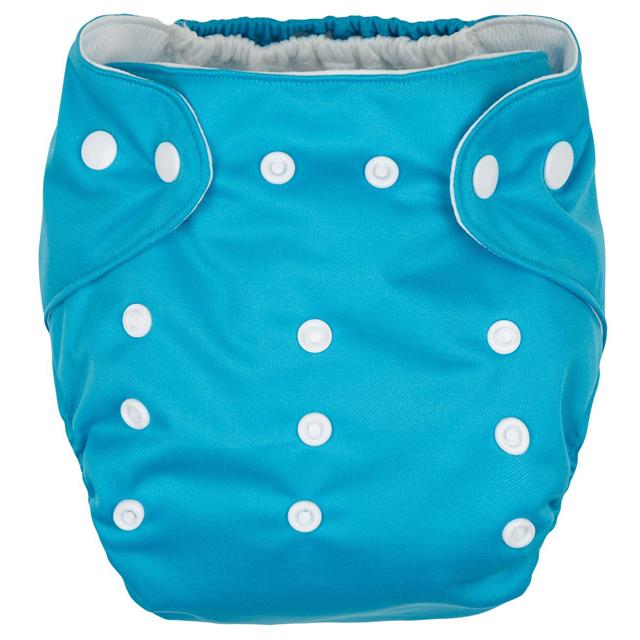 GMINI Plenkové kalhotky modré Uni