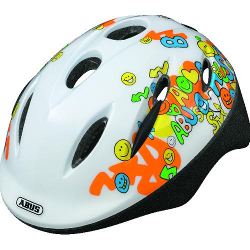 ABUS dětská helma Smooty White S/45-50 cm