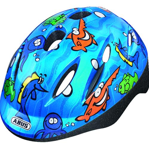 ABUS dětská helma Smooty ocean M/50-55 cm