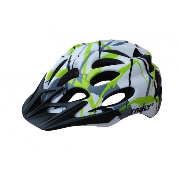 Cyklo helma TRULY FREEDOM WOMAN vel. L