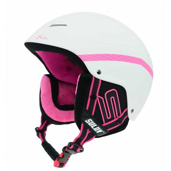 Lyžařská helma SPHARE L/XL 58-61 cm bílá mat