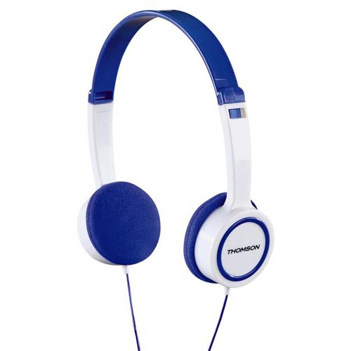 Dětská sluchátka Thomson HED1104 modrá