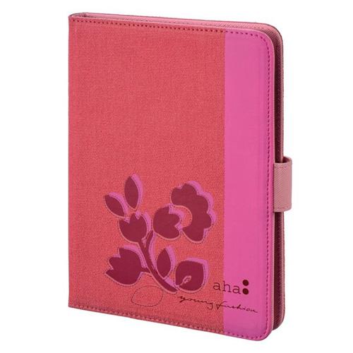 """aha: Narcissus obal pro tablet do 17,8cm 7"""" růžový"""