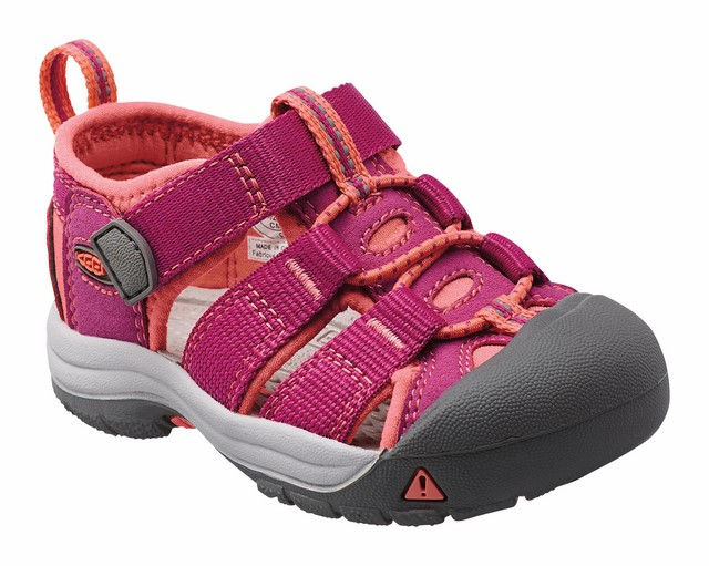 Keen Newport H2 INF very berry/fusion coral