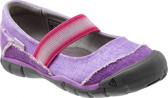 KEEN Rivington MJ CNX K purple heart/bougainville