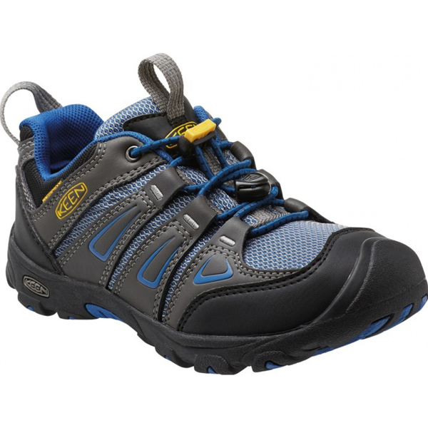 KEEN OAKRIDGE LOW WP K,JR, magnet/true blue