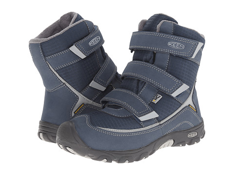 KEEN Trezzo II WP midnight navy/neutral grey