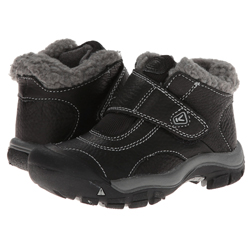 KEEN Kootenay Kids Black/Gray US9/EU25-26/16 cm