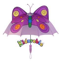 Kidorable dětský deštník Motýlek