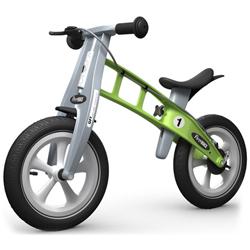 First BIKE - odrážedlo Racing Green