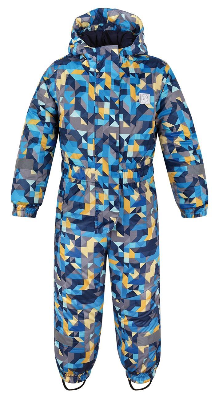 LOAP KIDS ALFONSO kombinéza modrá vel. 86-128