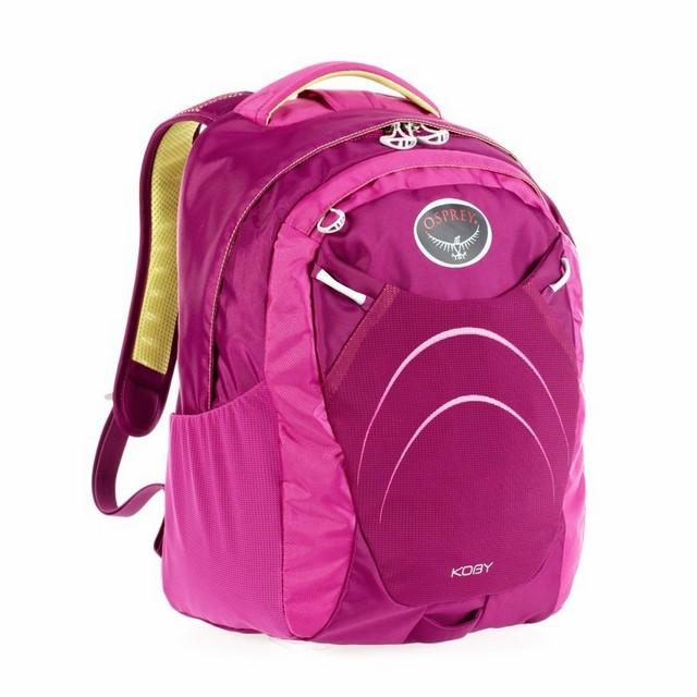 OSPREY dětský batoh Koby 20, playful purple