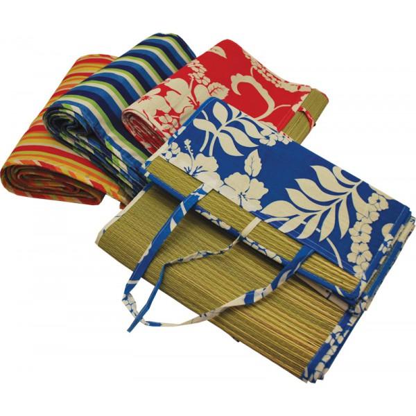 Plážová podložka-taška RÁKOS - 4 barevné varianty