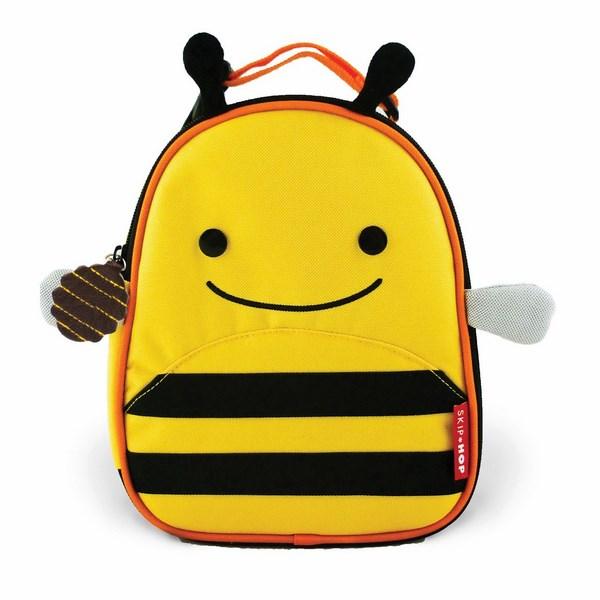 SKIP HOP Zoo Svačinová taška Včelka