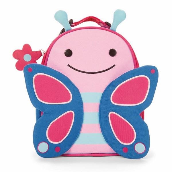 SKIP HOP Zoo Svačinová taška Motýlek