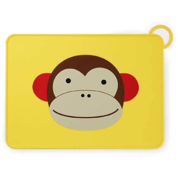 SKIP HOP Zoo Podložka na stůl Opička